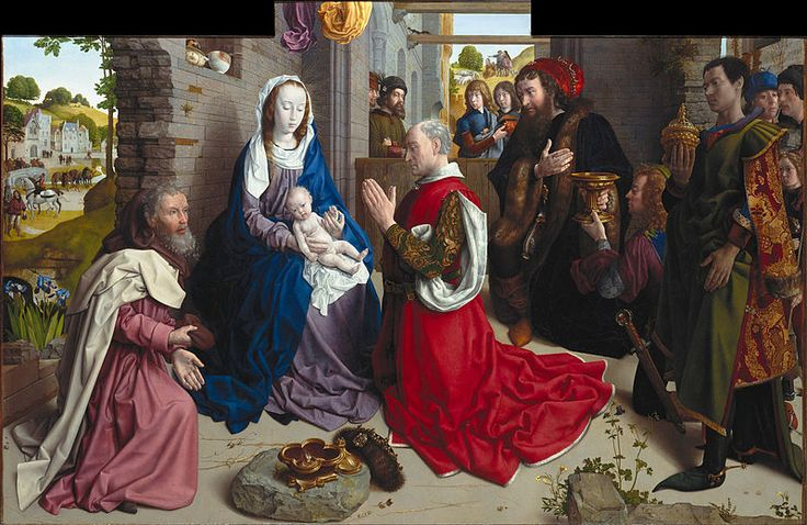 Monforte Altarpiece, 1470.