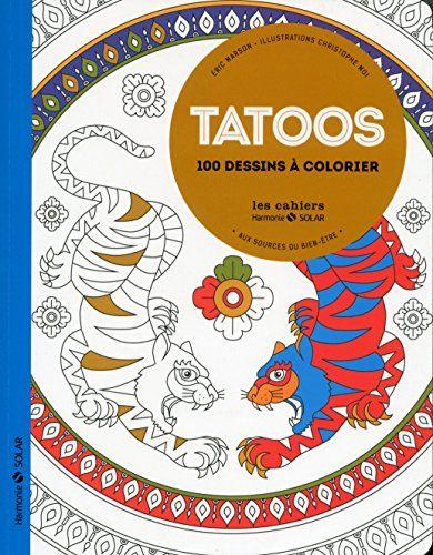 100 illustrations sur le thème des tatouages (version format normal)