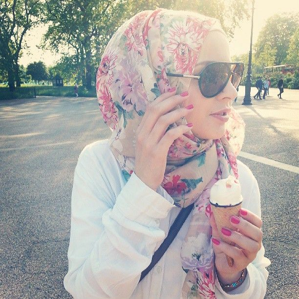 Safiyah! Another one of my favorite hijabi bloggers. #hijab #91safsaf