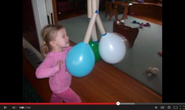 Sensory Motor Activities: Kid Boxing | The Sensory Spectrum