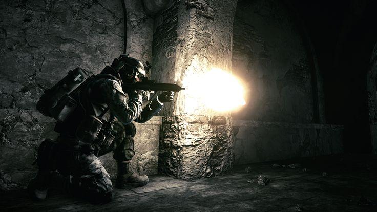 Battlefield 3 - Close Quarters #ea #gaming