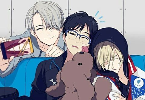 Look at Victor's case that big freaking nerd                                                                                                                                                                                 More
