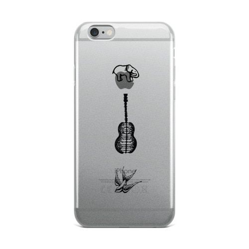 54811b15ca2 Our Shawn Mendes tattoos phone case featuring his guitar, elephant and bird  tattoos. Perfect for your next iPhone case! #shawnmendes #tattoos #phonecase