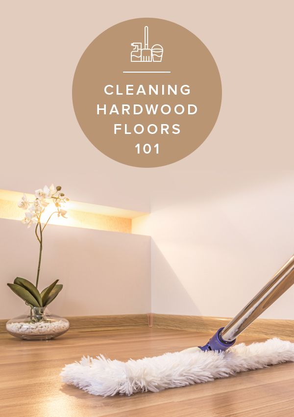 Make your floors shine all the time. Easy, DIY tips to clean your hardwood floors the right way.