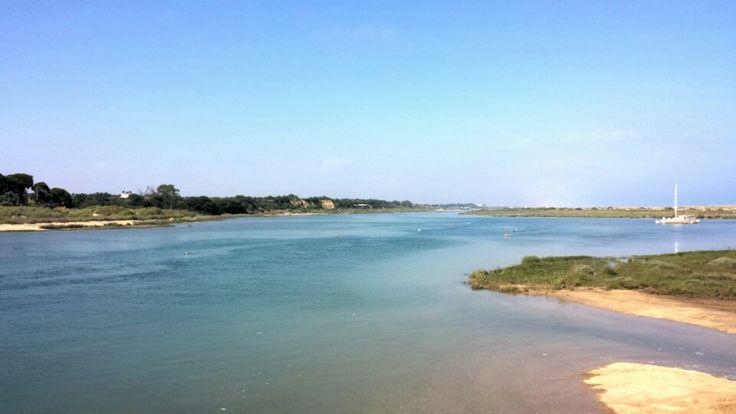 Ria Formosa - Cabanas de Tavira Algarve
