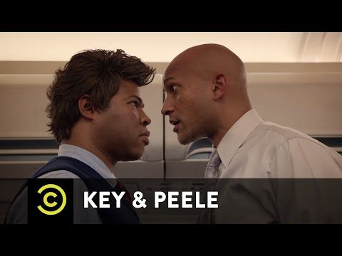 Key and peele dating a mixed guy