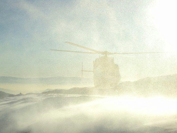 Helicóptero | El Colorado | Farellones