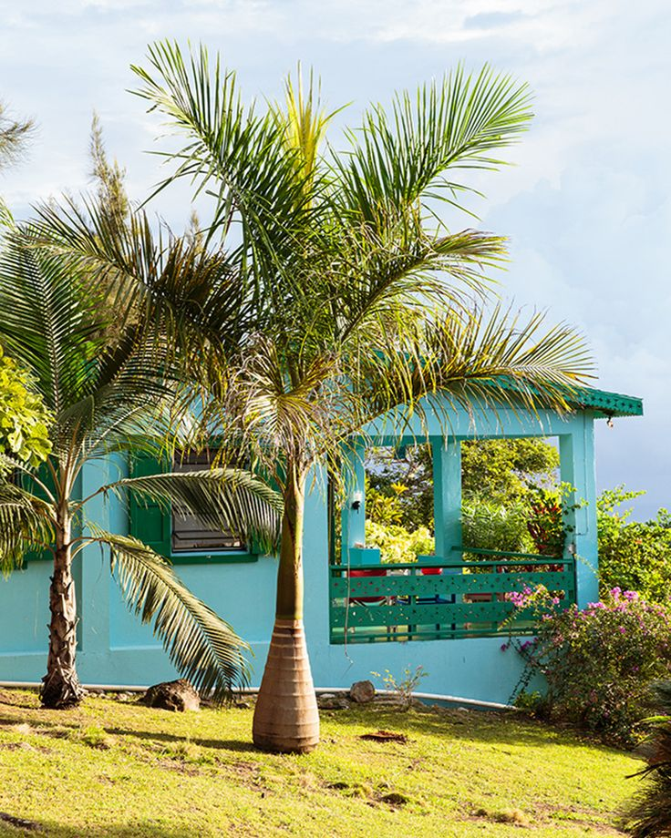 Caribbean dream may 2014 beach house beach cottage - Exterior house paint colors 2014 ...