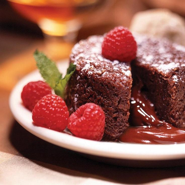 Morton Chocolate Lava Cake Recipe