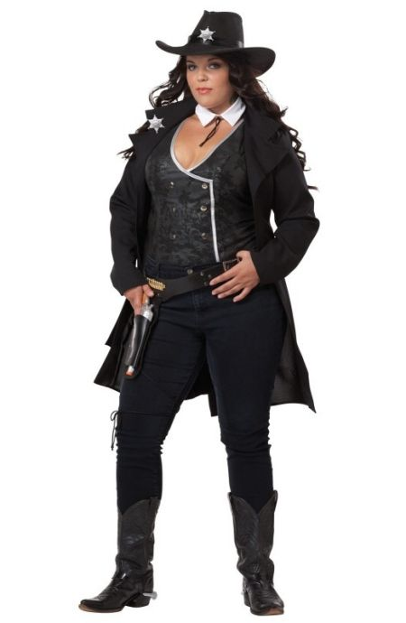 plus size western costume for women from Buy Costumes