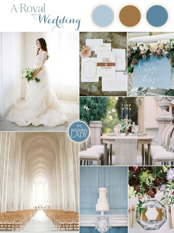 A Modern Fairy Tale Wedding Inspired By The Royal We