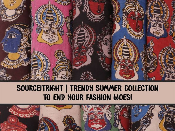 Trendy Summer collection from Source it right! Address: 85, Nalanda Complex, Nr Mansi Circle, Vastrapur, Satellite, Contact: 8141022000 #Fashion #Clothing #Fabrics #SourceItRight #CityShorAhmedabad