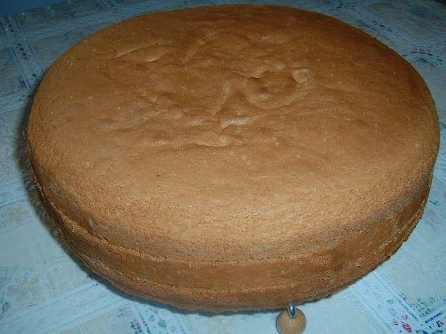 Rozi Erdélyi konyhája: Sima piskóta tortákhoz