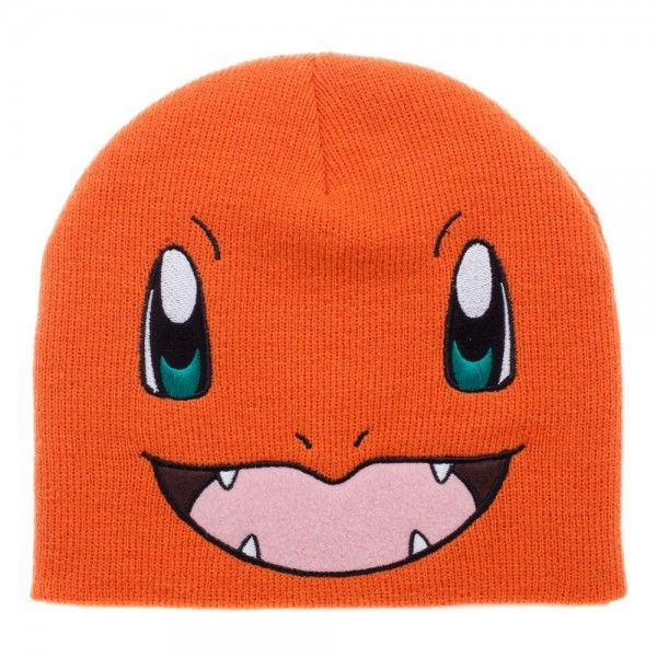 Pokemon Beanie - Charmander Big Face @Archonia_US