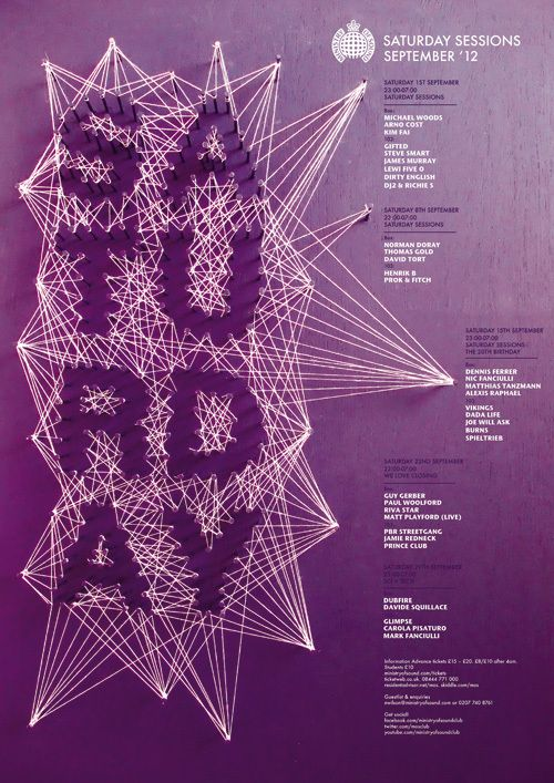 15 Outstanding Typographic Poster Designs