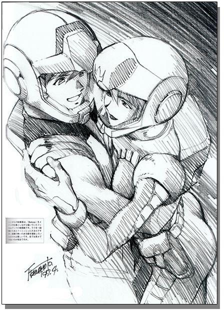 Toshihiro Kawamoto Artworks - The Illusives Vol. 2 | 1996 - 2005 - Anime Books