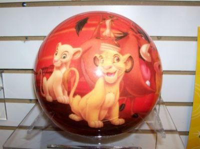 DISNEY LION KING BOWLING BALL 6