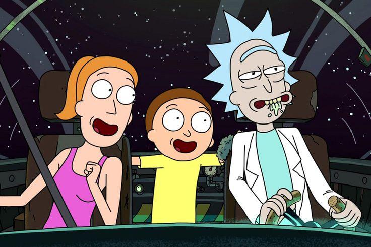 'Rick and Morty' Season 3 Premiere Now Streaming, No April Fools!