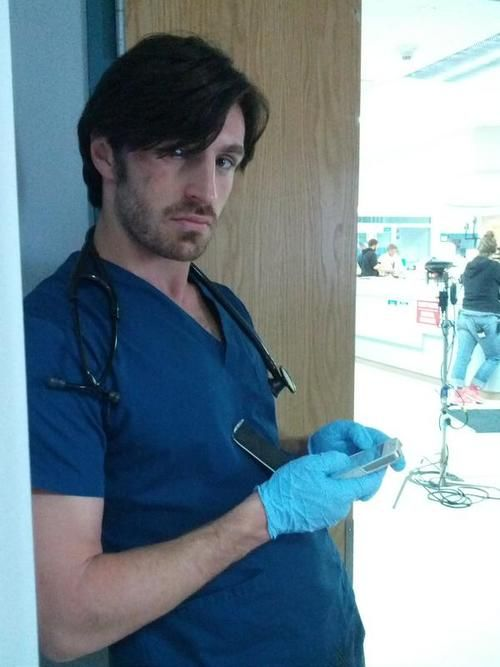 NBC Orders 'The Night Shift,' for 2013-2014 Season → I thought he looked familiar and I was right...Eoin Macken!!!!!!