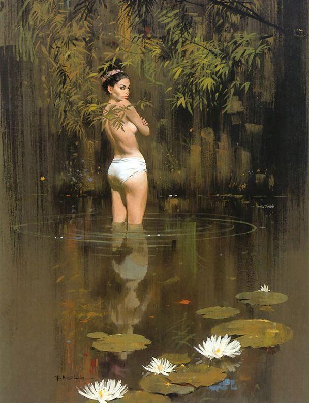 Women by Robert McGinnis