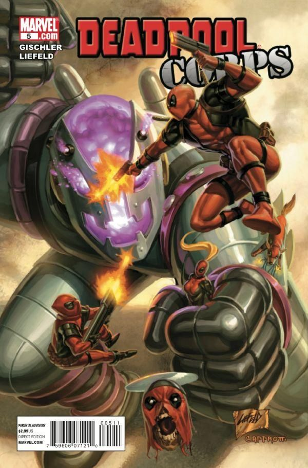 Deadpool Corps issue 5