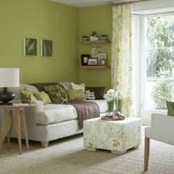 Living Room Light Green