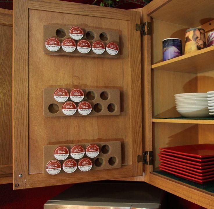 Best 20 Coffee Cup Storage Ideas On Pinterest