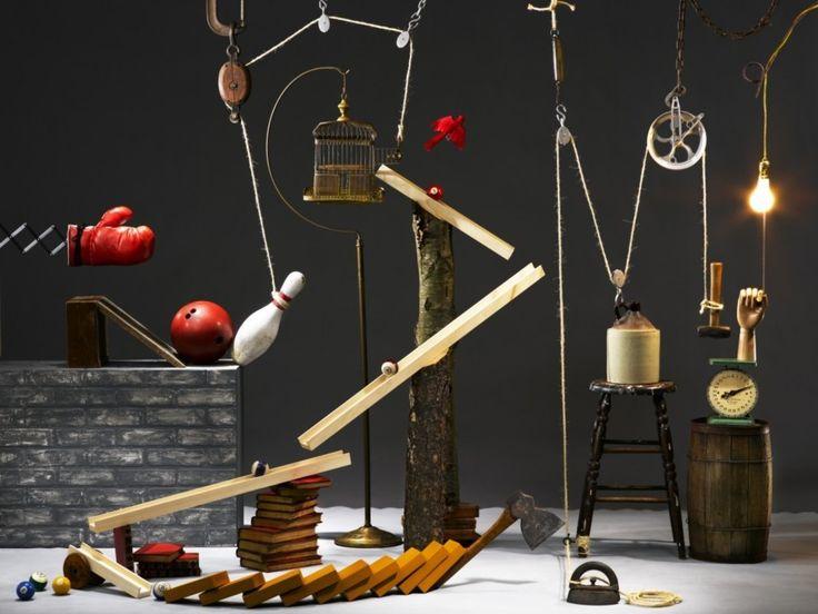 Weekly Kickstarter: Rube Goldberg Club @ Central High School | Geekadelphia