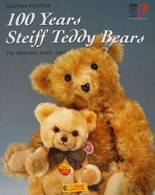 14 best teddy bear making books and patterns images on pinterest 100 years steiff teddy bears the original since 1902 fandeluxe Ebook collections