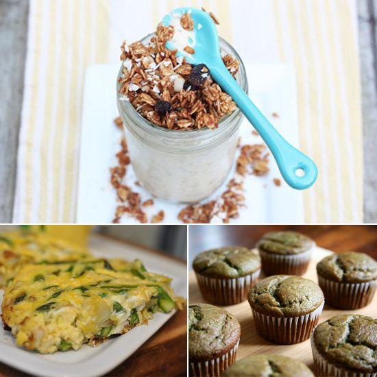 Grab It and Go! Healthy Make-Ahead Breakfast Ideas