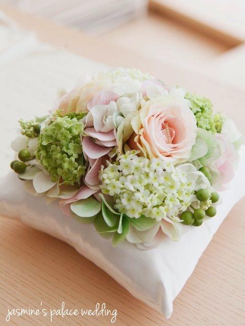THE BIG DAY episode9 指輪交換〜誓いのキス の画像|Jasmine's Palace Wedding - パレスホテルの花嫁 -