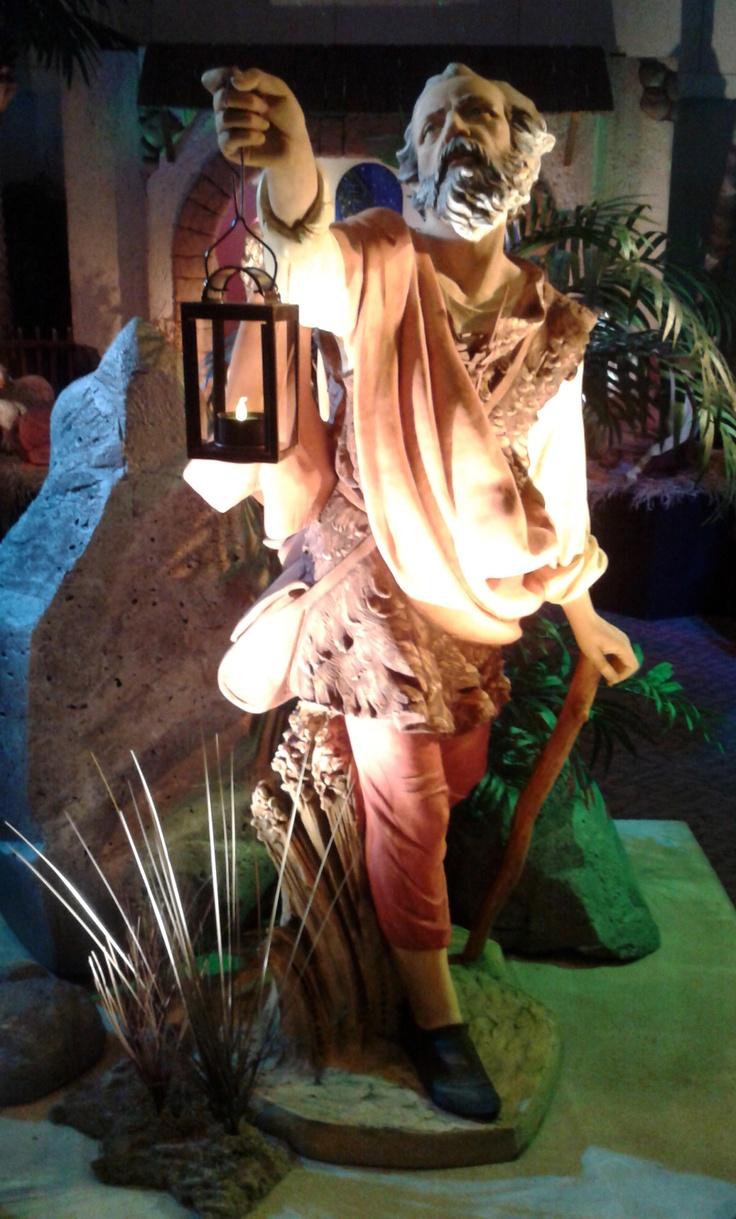 Life-Sized Nativity at UALC. #Fontanini #Lifesizenativity