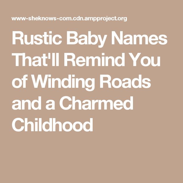 Best 20+ Country Baby Names Ideas On Pinterest