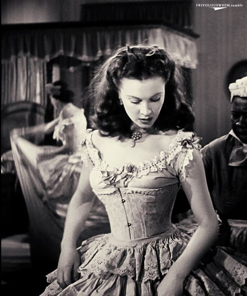Gone With the Wind- favorite movie ever