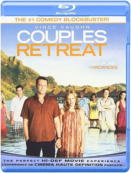 Vince Vaughn & Jason Bateman & Peter Billingsley-Couples Retreat