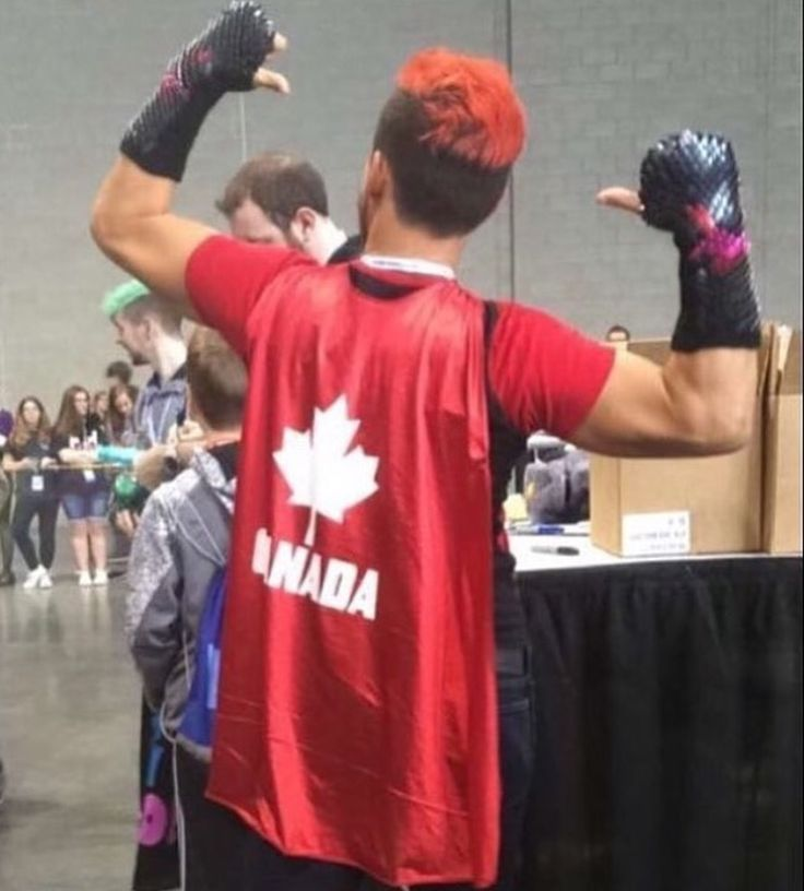 Canada, you have Mark's love.