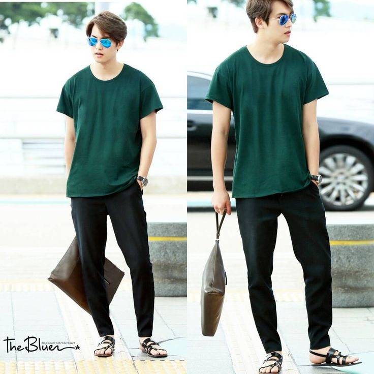 """CNBLUE airport 15/08/26 #cnblue #airportfashion #jungyonghwa #yonghwa…"