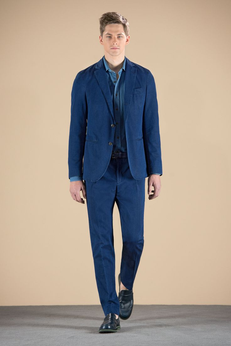 One of the looks from the new Tod's Men's Spring Summer 2016 Collection. #tods #ss16 #mfw