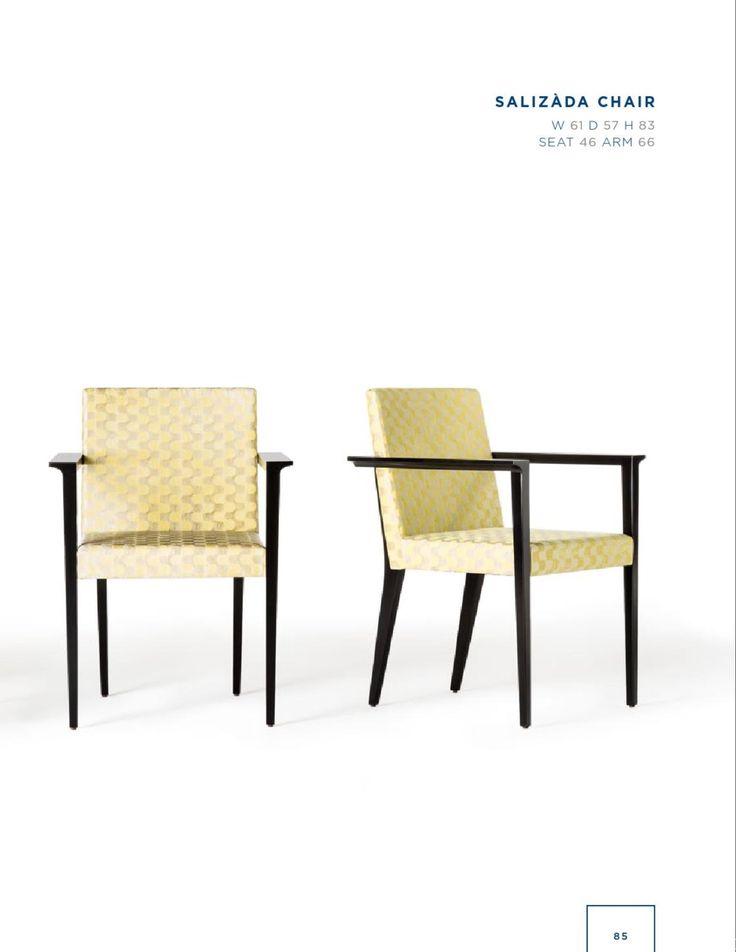 Rubelli Casa - Salizada chair