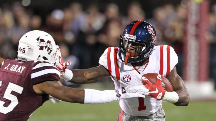 Report: New York Giants Expected To Meet With Draft Prospect Laquon Treadwell