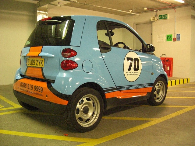 Smart Car Racing
