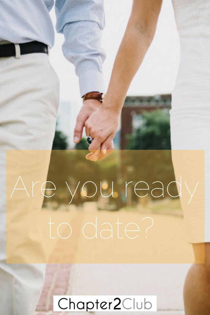 Are you ready to date after divorce