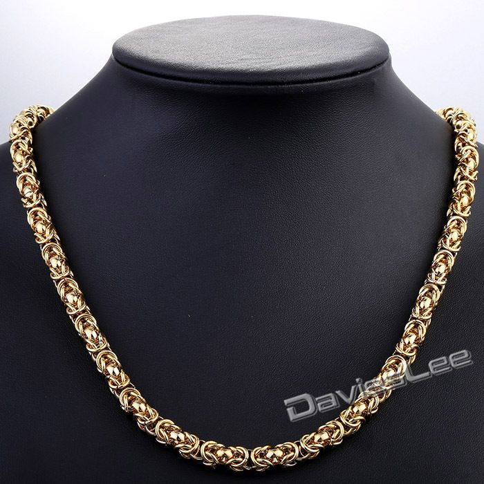 Cheap Chain Necklaces, Buy Directly from China Suppliers:    Measurement   Necklace  Width: 8mm     Length:18-36inches(Customized ANY Length)   Warm Pro