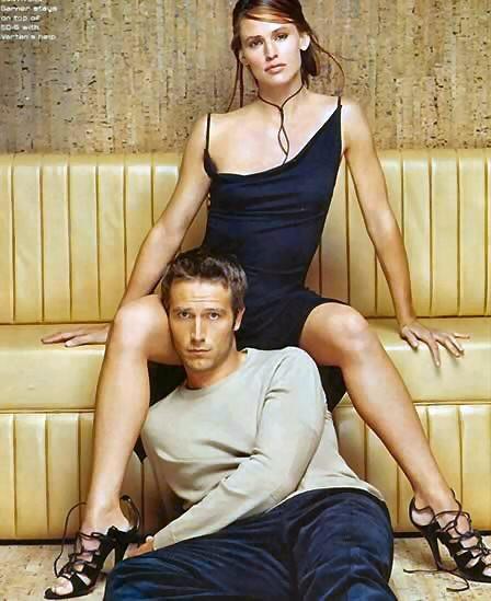 Jennifer Gardner & Michael Vartan - Alias is still one of my favorite shows!