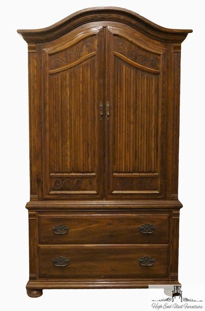 Antique Ethan Allen Bedroom Furniture