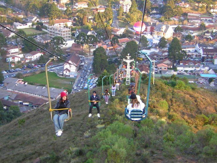 Teleférico Campos do Jordao