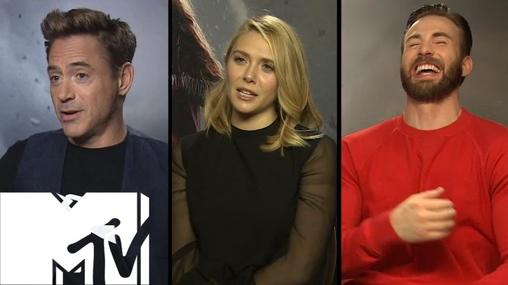 Avengers: Age of Ultron Cast Play Would You Rather? (Avengers Edition) |...