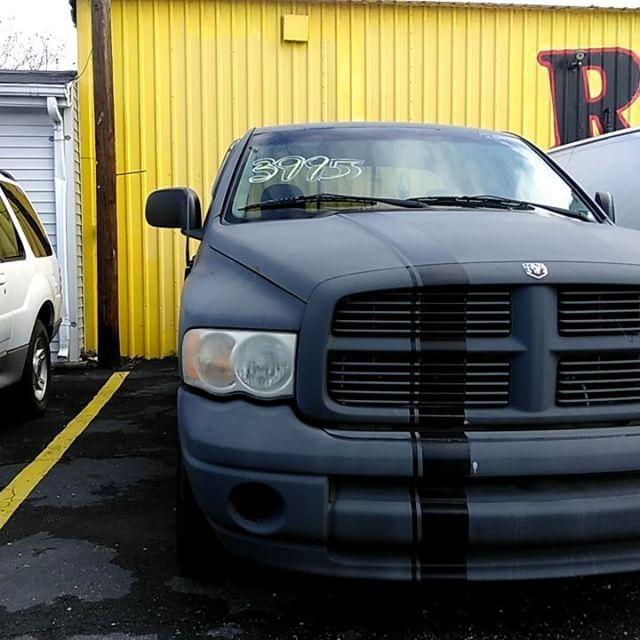 8 cars in 50 seconds! All #priced to sell! #2002 #Dodge RAM 140k miles  #1999 #Ford #ranger 171k 4x4 #2002 Ford Econoline #van 172k #1999 #Ford e250 #work van 190k #2008 #Chevy #Colorado 123k  #2000 #GMC #Jimmy 150k #1999  #Isuzu #rodeo 110k 4x4 #Music by #killer p  #autos #helpwithacaronline #helpwithacar #landldistribution #jrmanagementllc http://unirazzi.com/ipost/1508754010211180864/?code=BTwK8dQFWFA