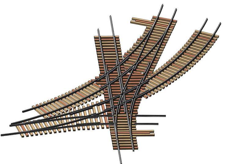 38 Best Ho Train Table Images On Pinterest Model Trains