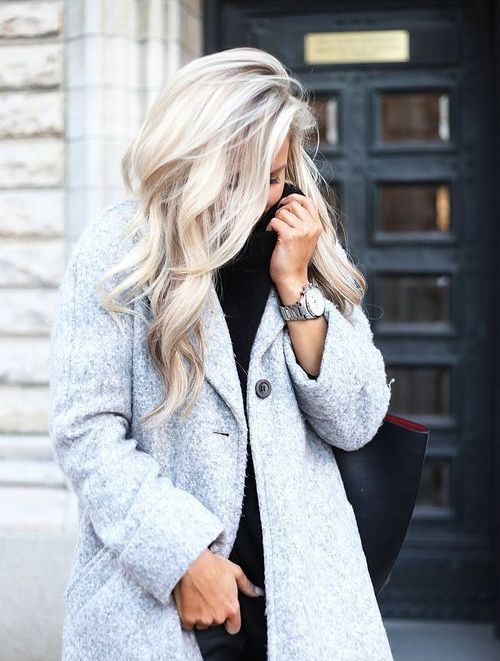 Winter 2016 - 2017 pretty blonde hair colors
